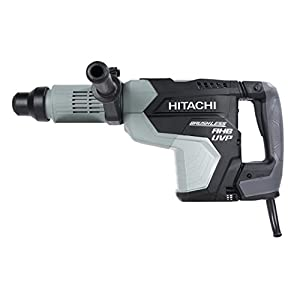 Hitachi DH52MEY Brushless SDS Max Rotary Hammer with User Vibration Protection, 2-1/16""