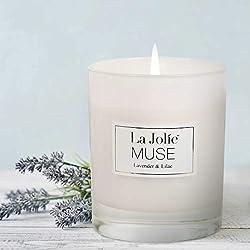 LA JOLIE MUSE Lavender Lilac&Jasmine Scented C