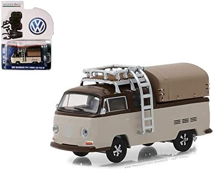 A.s.s nuevo GreenLight 1//64 VW volkswagen Type 2 panel van 1971 club V-Dub 2019
