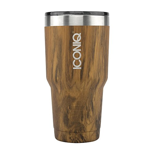 ICONIQ Stainless Vacuum Insulated Tumbler