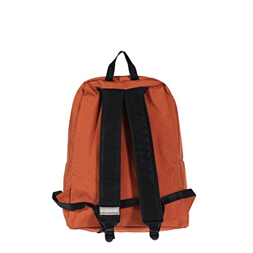 Napapijri Voyage City mochila mochila mochila mochila de ocio al aire libre mochila arcilla de color naranja