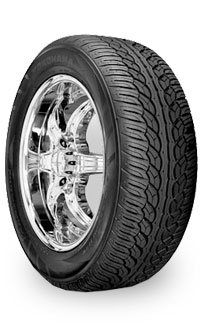 Ford 02 Spec Expedition (Yokohama PARADA SPEC-X All-Season Radial Tire - 305/35-24 112V)
