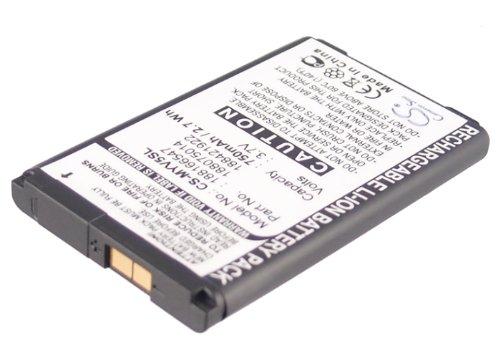 - Replacement Battery Part No.188421922,188620695,SAKN-SN3 for Sagem MY-V55,MY-V56,MY-V65,Mobile,Smartphone Battery