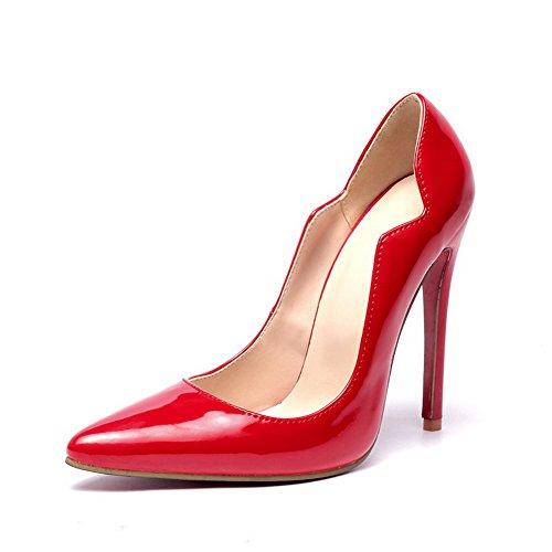 1TO9 , Escarpins pour femme red