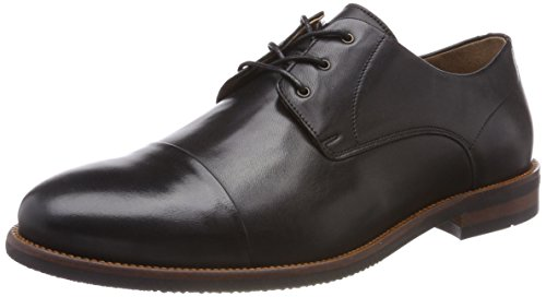 TEN POINTS Herren Danny Derbys Schwarz (Black)