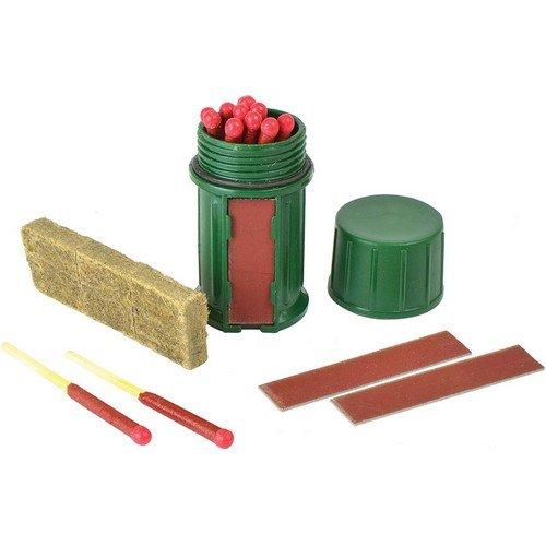 UCO Firestarter Kit, Includes Match Case, Sweetfire Tinder,