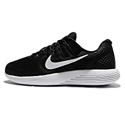 Nike Mens Lunarglide 8 Running Shoe, Blackwhite-anthracite, 11