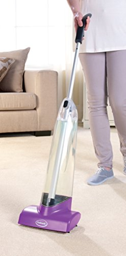 Ewbank Non-Electric, Cable Free & Lightweight CARPET SHAMPOOER | Extendable Handle