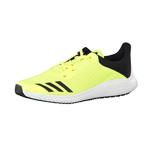 adidas Kinder Sportschuhe FortaRun K solar yellow/ftwr white/core black 35 1/2