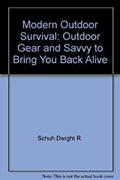 Modern Survival: Outdoor Gear