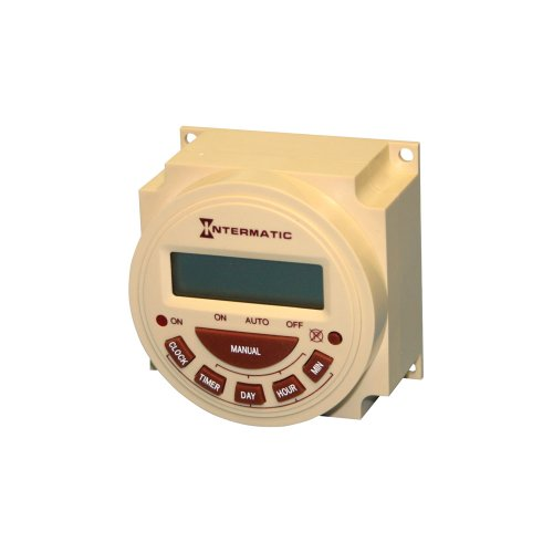 (Intermatic PB373E 7-Day SPST Electronic Timer)