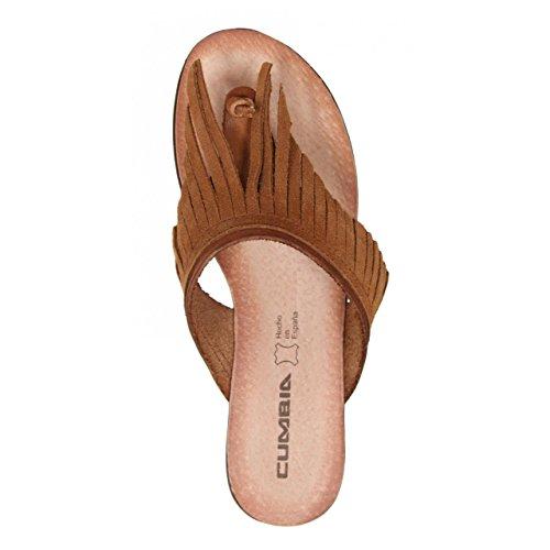 Sandali per Donna CUMBIA 30122 ROBLE