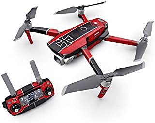 product image for The Baron Decal Kit for DJI Mavic 2 Drone - Includes 1 x Drone/Battery Skin + Controller Skin
