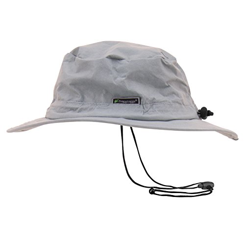 Frogg Toggs FTH101-07 Bucket HatBreathable Grey One Size