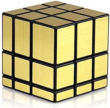 24-Caret 3*3*3 Golden Mirror Puzzle Magic Cube