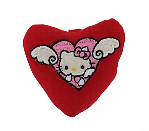 Medo Hello Kitty Heart Sachet Air Freshener, Baby Powder ...