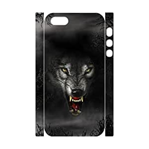 Diy Wolf Howling Phone Case For Htc One M9 Cover 3D Shell Phone JFLIFE(TM) [Pattern-4]
