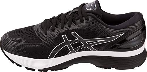 ASICS Gel-Nimbus 21 Men's Running Shoe, Black/Dark Grey, 6.5 D US by ASICS (Image #1)