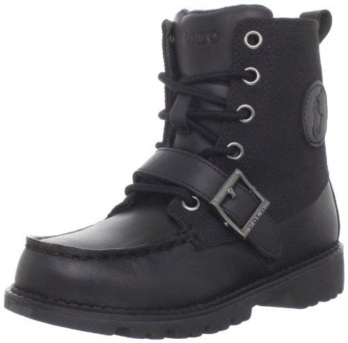 Polo by Ralph Lauren Ranger Hi II 97896 Boot ,Black,3 M US L