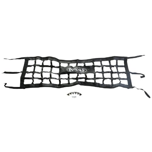 Outland 33150.02 Black Tailgate Net (Net Got)
