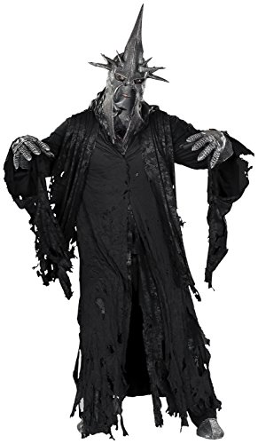 Rubie's Costume Co Men's Lord Of The Rings Deluxe Witch King Costume, Multi, (Lord Of The Ring Halloween Costumes)