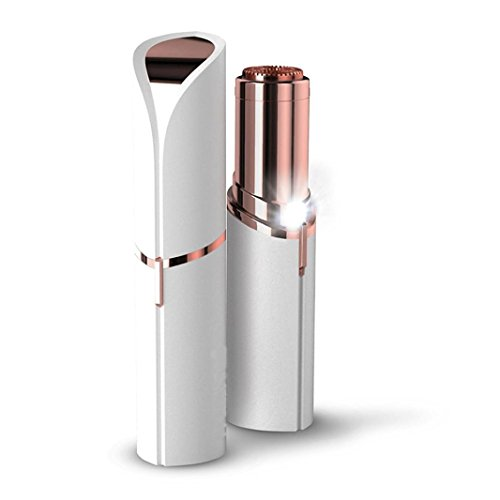 Remover Shaver,Hair Remover,NOMENI 2018 Flawless Women Painless Hair Remover Face Facial Hair Remover
