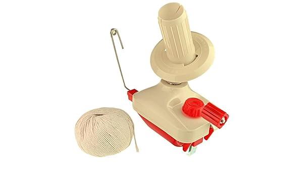 BDJ enrollador de lana para tejer ganchillo mano operado Swift ...