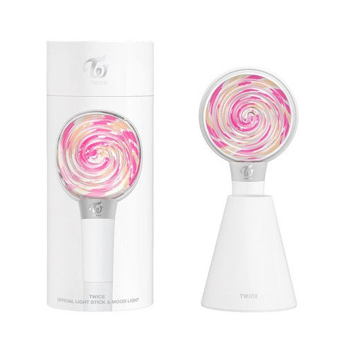TWICE OFFICIAL LIGHT STICK / MOOD LIGHT by BTS OFFICIAL LIGHT STICK ver.2