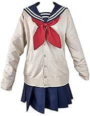 Cosplay Kostuum Halloween Maskerade Mijn Hero Academia Himiko Toga Anime JK Schooluniform Pakken voor Vrouwen Sexy
