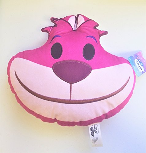 emoji Disney Cheshire Cat Pillow