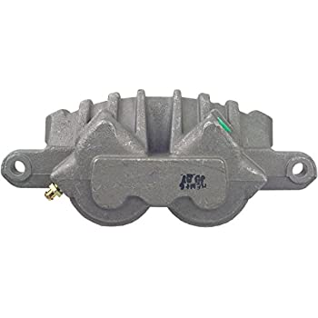 Brake Caliper Unloaded Cardone 18-4734 Remanufactured Domestic Friction Ready