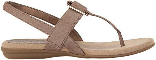 LifeStride Women's Brooke Flat Sandal Mushroom best store to get sale online footaction for sale buy cheap latest best prices for sale rPdhj4