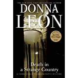 Death in a Strange Country: A Commissario Guido Brunetti Mystery (The Commissario Guido Brunetti Mysteries, 2)