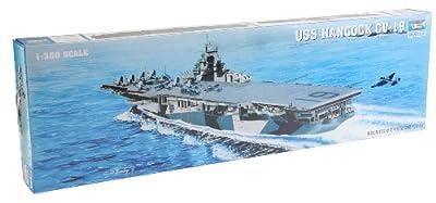 Trumpeter 1/350 USS Hancock CV19 Aircraft Carrier Model Kit