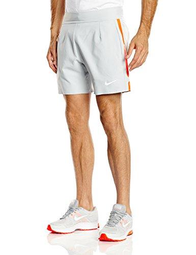 fcb854635c839 Nike Gladiator Premier 7 Inch Short-Grey Mist - Buy Online in Oman ...