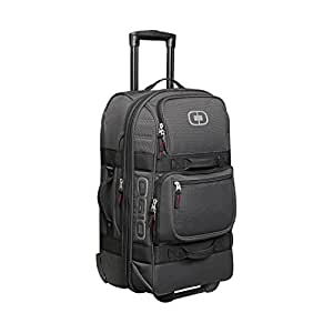 Ogio International Layover, Black Pindot Cases 108227.317