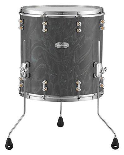 Pearl Music City 14x12 Pure Floor Tom RFP1412F/C724 SHADOW GREY SATIN MOIRE Drum