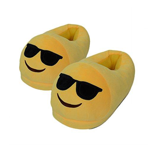 Générique Damen jaune ciel ciel jaune Damen Damen Hausschuhe jaune Hausschuhe Générique Hausschuhe Générique SwqrIS