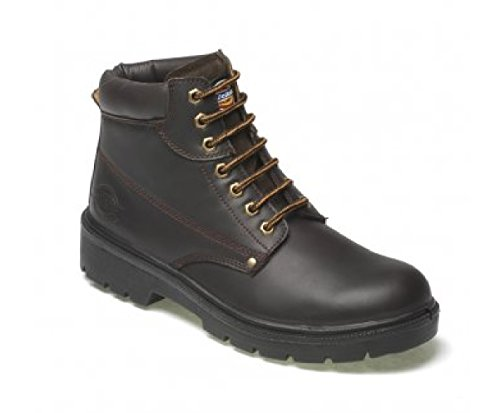 Dickies Antrim Super Safety Boots Black 15