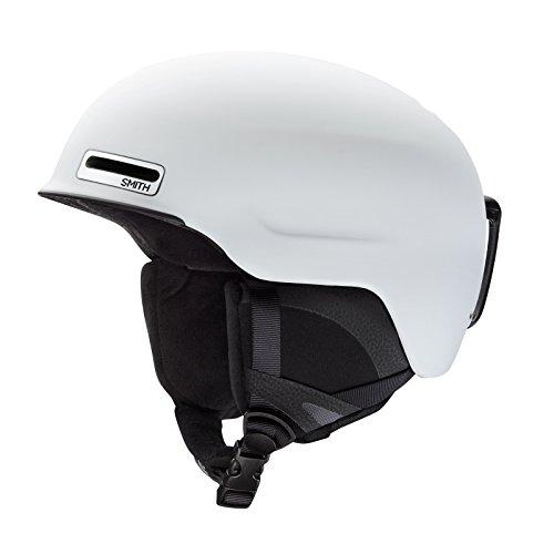 Maze Helmet - Smith Optics Maze - Asian Fit Adult Ski Snowmobile Helmet - Matte White/Large