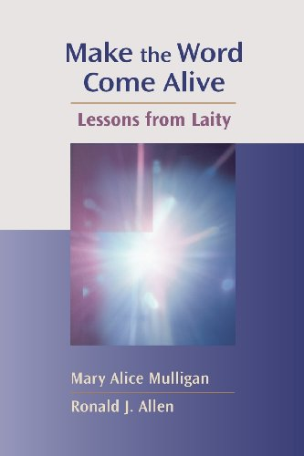 Make the Word Come Alive: Lessons from Laity<BR>Channels of Listening - At Outlet Shops Allen