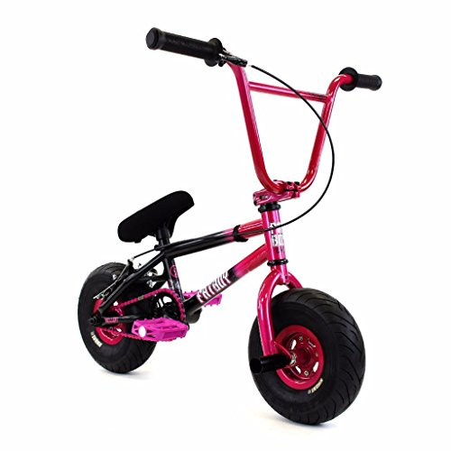 Fatboy Assault BMX Mini Bike – Hellcat