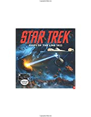 Star Trek Ships of the Line 2022 Wall Calendar
