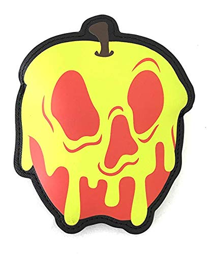 Loungefly ~ Disney Snow White ~ Evil Queen Poison Apple Coin Bag