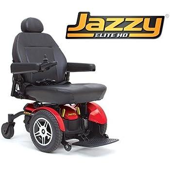 Amazon Com Pride Mobility Jelitehd Jazzy Elite Hd