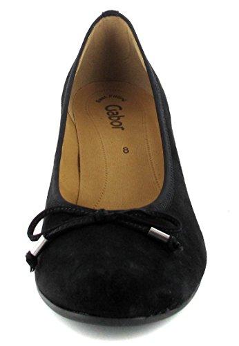 Gabor, Scarpe col tacco donna Nero nero