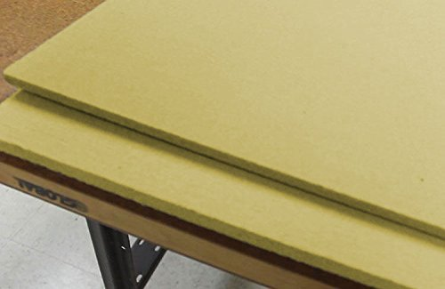 Fibre Glast Vinyl Foam: Divinycell 5 lb. Density - 1 inch 32''x48'' Sheet by Fibre Glast
