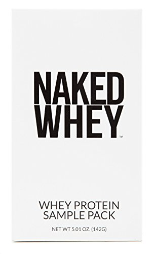 Naked Whey Pack Chocolate Strawberry