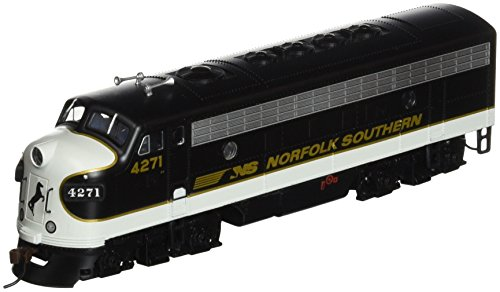 Bachmann Industries F7-A DCC Sound Value Equipped HO Scale #4271 Diesel Norfolk Southern Locomotive -