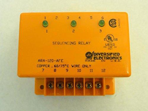 ATC ARA-120-AFE Surface-Mount Triplexor Alternating Relay, 120V